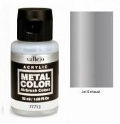 Metal Color - Jet Exhaust 32ml<br> VAL77713
